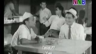 P.Ramlee - Nasib Doremi - Kedai Kopi