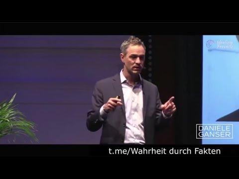 Dr. Daniele Ganser: Nach diesen Vortrag hast du keine Angst mehr vor Corona & den Zahlen