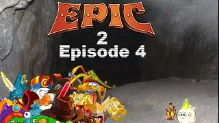 Angry Birds Epic 2 Plush Adventures Episode 4: The Mini Horror