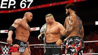 getlinkyoutube.com-WWE 2K16 My Career Mode - AFTER WRESTLEMANIA! (EP. 67) [WWE MyCareer PS4/XBOX ONE/NEXT GEN Part 67]