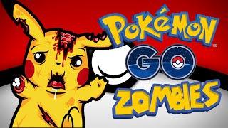 getlinkyoutube.com-POKEMON GO ZOMBIE MAP (Call of Duty: Zombies)