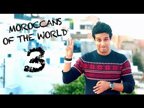 MAROCAINS DU MONDE III (PARTICIPEZ) - YASSINE JARRAM- MOROCCANS OF THE WORLD III - مغار بة العالم 3