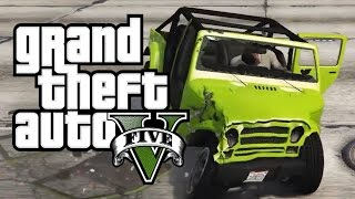 getlinkyoutube.com-BEST GTA 5 CAR CRASH COMPILATION EPISODE 9