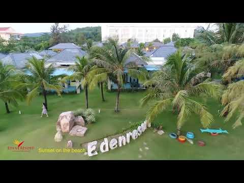 Уютный семейный отель на Фукуоке - Eden Resort Phu Quoc 4*
