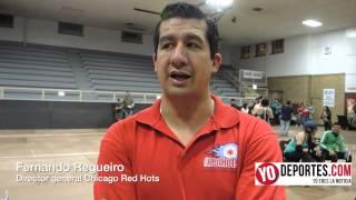 Roller Derby Chicago Red Hots vs. Minervas Guadalajara