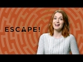 Temple Escape Room ft. Felicia Day! Escape! with Janet Varney