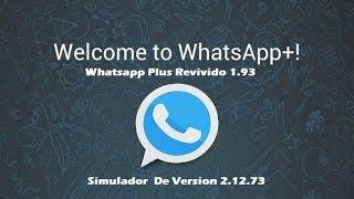 getlinkyoutube.com-Nuevo Whatsapp+ reborn 1.93 con Temas Descargables (Android) 2015