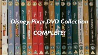 getlinkyoutube.com-Disney-Pixar DVD Collection (COMPLETE)