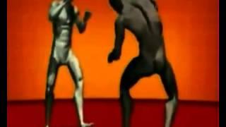 Artes marciales - krav maga