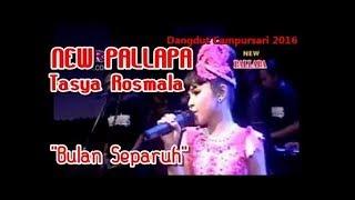 BULAN SEPARUH - TASYA  karaoke dangdut (Tanpa vokal) cover