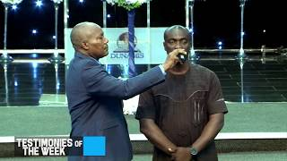 DIVINE ENCOUNTERS TESTIMONY OF THE WEEK WITH DR PAASTOR PAUL ENENCHE.