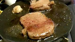 getlinkyoutube.com-伊豆長岡温泉でシャトーブリアンの激うまステーキを食す!!
