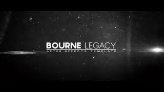 getlinkyoutube.com-Bourne Legacy Title - After Effects Template