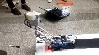 getlinkyoutube.com-레고 물셔틀 로봇 전체시연