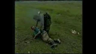 getlinkyoutube.com-18+ Дагестан, Тухчар 1999г. О казни 6 бойцов 22-й бригады ВВ.