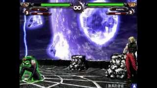 getlinkyoutube.com-(拳皇wingEx)King of fighters wing unbelievable combo