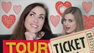 getlinkyoutube.com-GET YOUR TOUR TICKETS | WHY I'D DATE A FAN