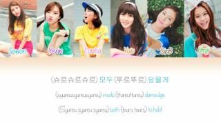 getlinkyoutube.com-GFriend (여자친구) - Gone With The Wind (바람에 날려) Color Coded Lyrics HAN | ROM | ENG