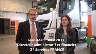 ZF Services France partenaire du GARAC