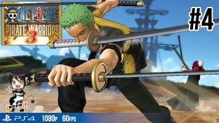 getlinkyoutube.com-One Piece Pirate Warriors 3[4]: เมนูทะเลเดือด ภัตตาคารบาราติเอ
