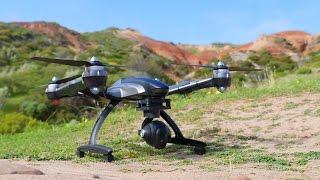 getlinkyoutube.com-Yuneec Q500 4K Camera Drone Review