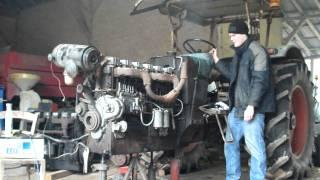 getlinkyoutube.com-Eicher Wotan 6 Zylinder Motor Start