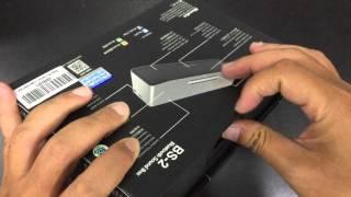 getlinkyoutube.com-Bluedio BS-2 bluetooth speaker unboxing and review