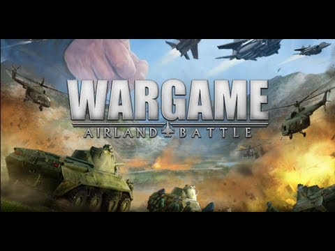 Nick Ball Plays - Wargame: AirLand Battle - 10 Vs 10 Mega Match (Part 23)