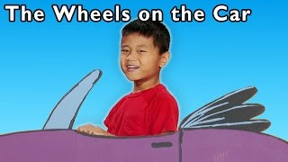 getlinkyoutube.com-DIY Car Repair | The Wheels on the Car and More | Baby Songs from Mother Goose Club!