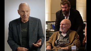 Patrick Stewart on the moment he knew he was done playing Professor X