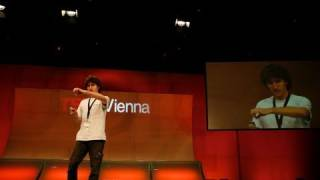 TEDxVienna - Daniel Grumiller - New force at large distances