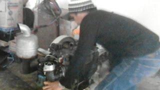 getlinkyoutube.com-100 persen Mesin Diesel Menggunakan BBG
