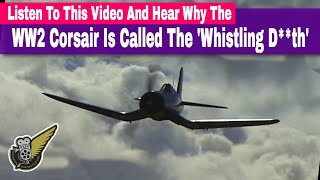 getlinkyoutube.com-Listen To How The WW2 Corsair Got Its Nickname