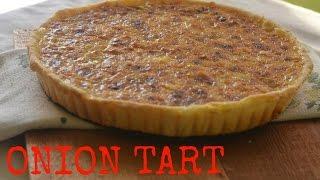 ONION TART (HAITIAN CUISINE)