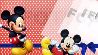 getlinkyoutube.com-Retrospectiva animada Mickey Mouse editável