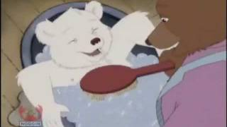 getlinkyoutube.com-Little Bear - Polar Bear tickle scene