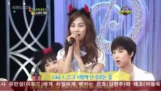 getlinkyoutube.com-Good Song SNSD @ Sunny , Yuri , Jessica , SeoHyun , SooYoung  Part 5/5 (Vietsub)