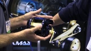 Shimano BM9000 Beastmaster Electric Dendou Reel at ICAST 2014