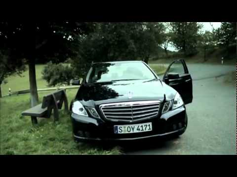 Mercedes-Benz E-Class W212 Special Promo Trailer