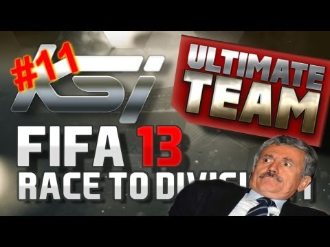 FIFA 13 | Ultimate Team | Race To Division One | I'M GOING IN!!!! #11