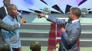 getlinkyoutube.com-Queuing For Prophecy part 1-Prophet Shepherd Bushiri