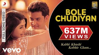 getlinkyoutube.com-K3G - Bole Chudiyan Video | Amitabh, Shah Rukh, Kareena, Hrithik