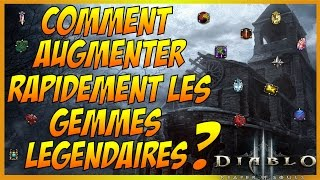 getlinkyoutube.com-DIABLO 3 FR: COMMENT AUGMENTER RAPIDEMENT LES GEMMES LÉGENDAIRES ? GUIDE / FUN