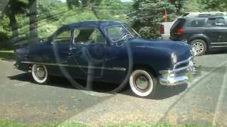 Fabulous 1950 Ford Coupe