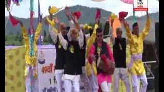 चंपावत मुख्यालय में बड़ी धूमधाम से मनाया गया एसएसबी की 5वीं वाहनी का 49वां स्थापना दिवस