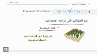getlinkyoutube.com-مهارات الاتصال - الوحدة 1 : معوقات الاتصال