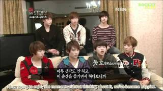 getlinkyoutube.com-111220 Star Documentary - My Story ft. U-KISS [Episode 1] (en)