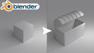 MODELLING For Absolute Beginners - Blender Tutorial