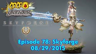 getlinkyoutube.com-MMO Grinder: Skyforge review
