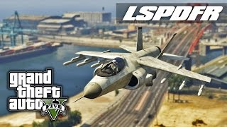 getlinkyoutube.com-LSPDFR SP E35 - Hydra Patrol